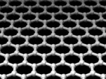 The Graphene Carbon Lattice