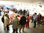 The Greatest Ferraris of Sergio Pininfarina exhibition at the Ferrari Museum, Maranello