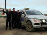 2011 Volkswagen Touareg TDI Sets New Record On Pan-American Highway