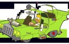 Ford's Car Of The Future--By Way Of The Simpsons?