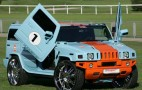 The HUMMER GT - ugliest modification yet