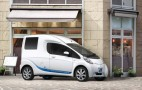 Mitsubishi i-MiEV Cargo Concept Close To Production