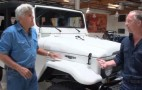 ICON FJ-44 Hits Up Jay Leno's Garage