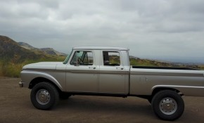 The Icon Ford Crew Cab Reformer