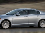 The Jaguar XF Sedan