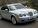 The last hurrah: Jaguar's 2008 S-type