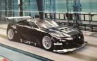 Akira Iida Tweets Pic Of New Lexus LFA Racer