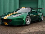 The Lotus Evora GTC