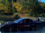 The LoveFab Pikes Peak Hill Climb Acura NSX