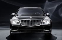 The Maybach 57 S Edition 125!. Image: Daimler AG