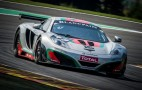 McLaren Celebrates 12C GT3's Success, Announces More Cars For 2013