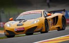 McLaren Announces Teams Running The MP4-12C GT3 In 2012