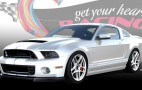 Custom 2013 Shelby GT500 Hits The Block For Charity