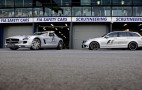 Mercedes-Benz Provides New Safety And Medical Cars For The 2013 F1 Season