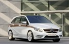 Mercedes Plans B-Class Range-Extended Electric Car For U.S.