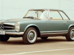 The Mercedes-Benz W113 'Pagoda Roof' 230 SL - image: Mercedes-Benz