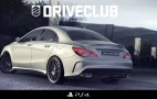 Mercedes CLA45 AMG Revealed In New PlayStation 4 Game