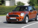 The MINI Cooper SD diesel