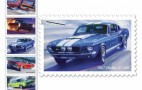 The U.S. Postal Service Offers 'Muscle Cars Forever'