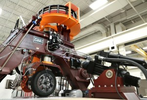 The National Tire Research Center's Flat-Trac LTRe - image: GM