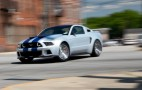 Wide-Body Ford Mustang Gets Feature Role In Need For Speed Movie