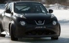 Nissan's 545-Horsepower Juke-R Crossover Hits The Ice: Video