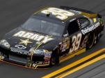 The No. 39 U.S. Army Chevrolet driven by Ryan Newman - NASCAR photo