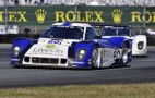 Rolex 24 At Daytona 20-Hour Report