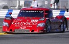 Alex Gurney And The Red Dragon On Track At The Circuit Of The Americas: Video
