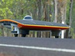 The Nuna II From Delft University, Solar Challenge World Record Holder