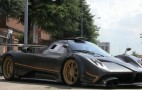 Is This The Rumored Pagani Zonda R Evo? Video