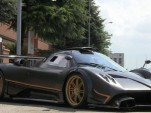 The Pagani Zonda R Evo