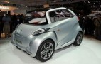 Peugeot Shows Micro-Sized Electric Car at Frankfurt