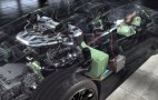 Incredible Porsche 918 Spyder Powertrain Detail: Video