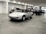 The Porsche 928 convertible prototype
