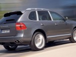 The Porsche Cayenne won its APEAL category