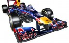 Red Bull Racing Reveals The 2012 RB8 Formula 1 Car: Video