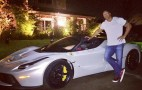 The Rock Can't Squeeze Into A LaFerrari Or GTA Spano