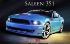 New Saleen 351 Mustang Announced In Los Angeles