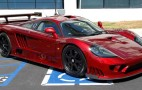 The Saleen S7 'Competition' - More power, better handling