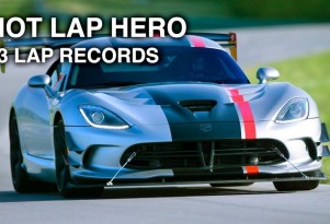 The science behind the record-breaking Dodge Viper ACR