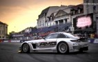 Mika Hakkinen, Street Racing In An SLS AMG GT3: Video