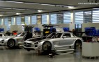 Building The SLS AMG GT3, Step Two: Time Lapse Video