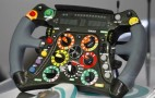 Michael Schumacher Explains The Steering Wheel: Video