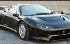The Sultan's Pininfarina designed XJ220