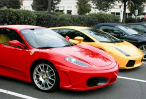 The Supercar Sensation lineup