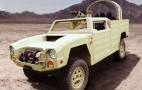 Hybrid Off-Road Military Vehicle Debuts At SEMA