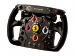 The Thrustmaster Ferrari F150 Italia wheel. Image: Thrustmaster
