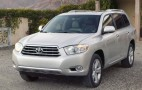 Four-cylinder Toyota Highlander pricing starts at $25,705