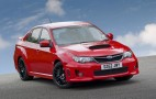 Forbidden Fruit: Subaru's U.K.-Only WRX STI 340R